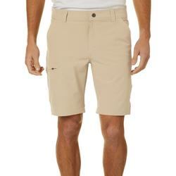 Mens Cannon Water Repellent Hybrid Shorts