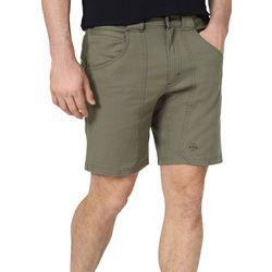 Wrangler Mens Solid Porkchop Utility Shorts