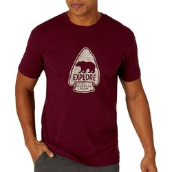 Wrangler Mens Explore T-Shirt