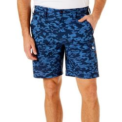 Flatwood Threads Mens Camo Ripstop Cargo Shorts