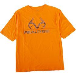 RealTree Mens Logo T-Shirt