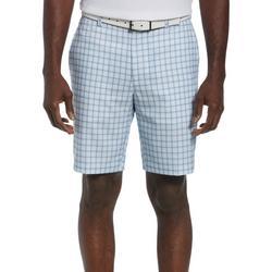 Mens Plaid Shorts