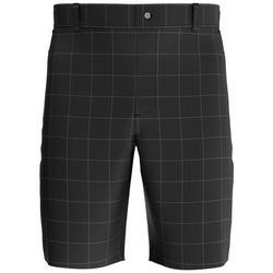 Mens Glen Plaid Shorts
