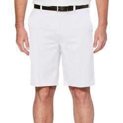 PGA TOUR Mens All Over Stripe Polo Shirt
