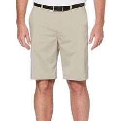 PGA TOUR Mens Heathered Tech Shorts