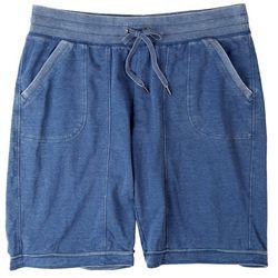 Fuda Plus Knit Sea Bermuda Shorts
