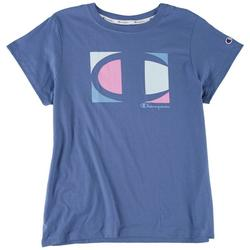 Plus Classic Champion Logo T-Shirt