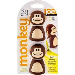 2-pc. Monkey Bag Clips