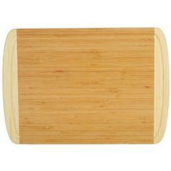 Totally Bamboo Kona Groove Cutting Board