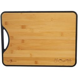 Totally Bamboo Reversible Poly-Boo Cutting Board