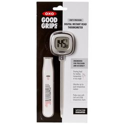 OXO Good Grips Digital Instant Red Thermometer