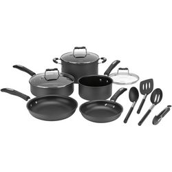 Cuisinart 12-pc. Hard Anodized Cookware Set