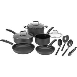 12-pc. Hard Anodized Cookware Set