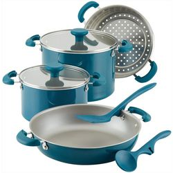 Rachael Ray 8-pc. Create Delicious Cookware Set