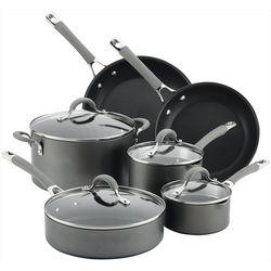 Circulon 10-pc. Hard-Anodized Aluminum Cookware Set