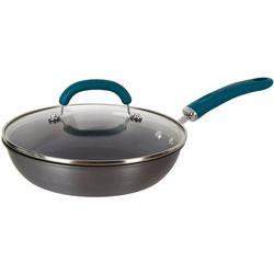 Rachael Ray 10.25'' Create Delicious Deep Fry Pan & Lid