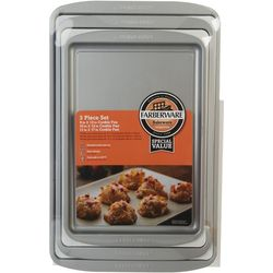 Farberware 3-pc. Cookie Sheet Set