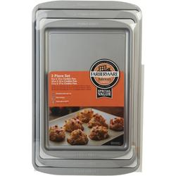 3-pc. Cookie Sheet Set