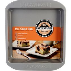 Farberware 9'' Square Cake Pan