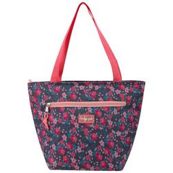 Floral Insulated Lunch Tote