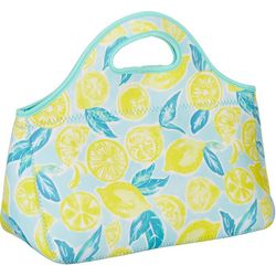 Lemon Lunch Tote