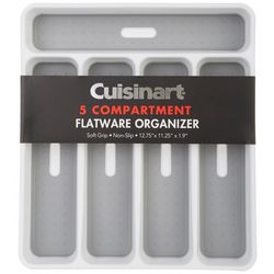 Cuisinart 5 Compartment Flatware Organizer
