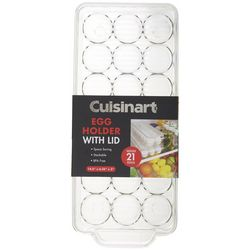 Cuisinart 21 Count Egg Holder & Lid
