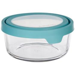 7 Cup Glass Storage Container & Lid