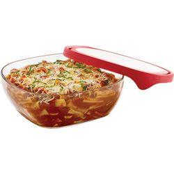 Libbey Serve It 12.5 Cup Bake, Serve,  & Store Dish