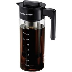 Hamilton Beach Cold Brew Coffee & Tea Pitcher