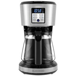 Black & Decker CM1331S 12-Cup Coffee Maker