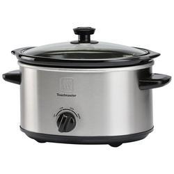 4 Qt. Slow Cooker TM-401SC