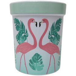 Flamingo Pantry Crock