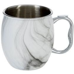 Marble Moscow Mule Mug