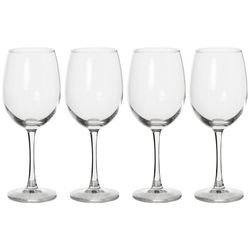 Circleware 4-pc. Rimini Wine Glass Set