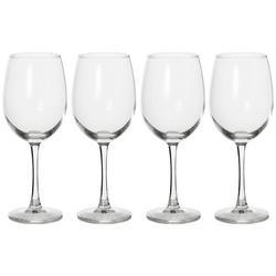 4-pc. Rimini Wine Glass Set