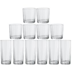 Libbey 12-pc. Lenora Glass Set