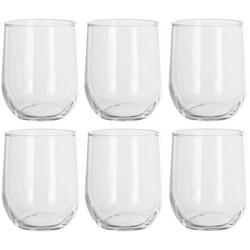 6-pc. Salinas Stemless Wine Goblet Set