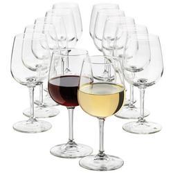 12-pc. All Purpose Wine Glass Set