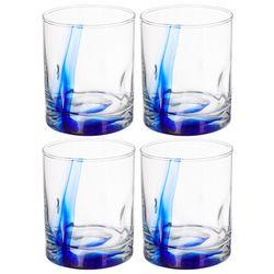 Libbey 4-pc. 12.5 oz. Impressions Glass Set
