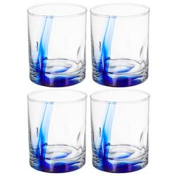 4-pc. 12.5 oz. Impressions Glass Set