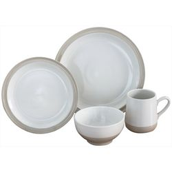 Baum Brothers 16-pc. Grayden Dinnerware Set