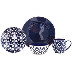 Baum Brothers 16-pc. Amari Dinnerware Set
