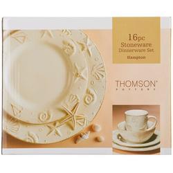 16-pc. Hampton Dinnerware Set