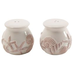Coastal Home 2-pc. Salt & Pepper Shaker Set