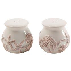 Coastal Home Salt & Pepper Shaker Set