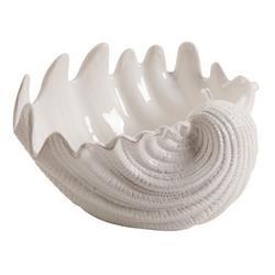 Shell Shaped Salad Bowl