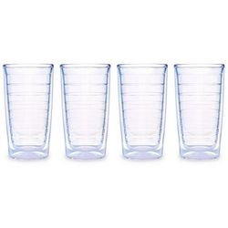 Tervis 16 oz. 4-pc. Clear Tumbler Set