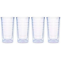 16 oz. 4-pc. Clear Tumbler Set