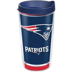 Tervis 16 oz. New Englad Patriots TD Travel Tumbler